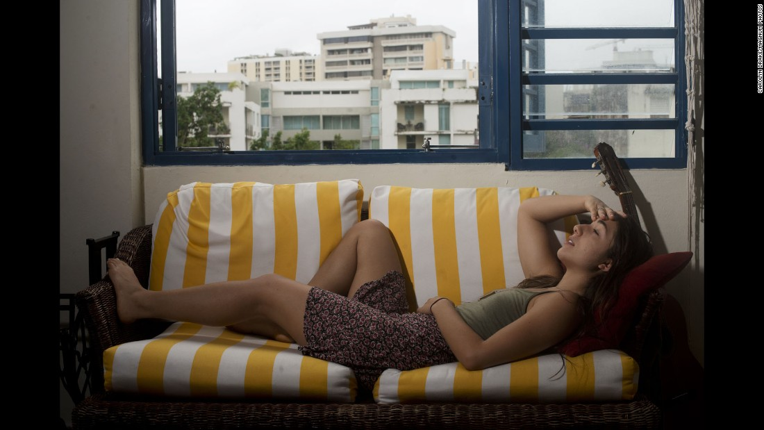 Puerto Rican Rosio Cancel was recently diagnosed with the Zika virus, but she told photographer Carolyn Drake it was nothing compared with chikungunya, another mosquito-borne illness she had last year. That gave her joint pain and aching muscles. Zika only kept her out of work for a day.