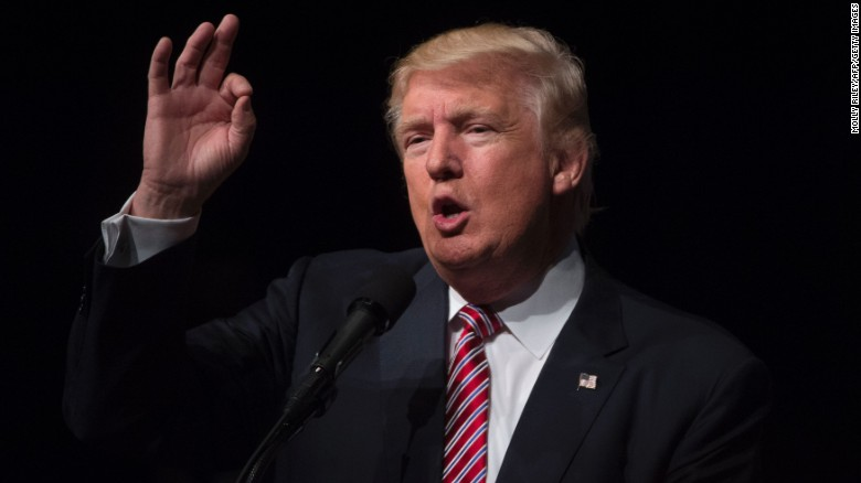 Donald Trump: I've regretted not serving