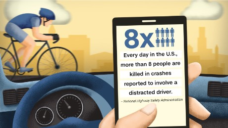 Driving While Distracted: Why can't we ignore the pings?