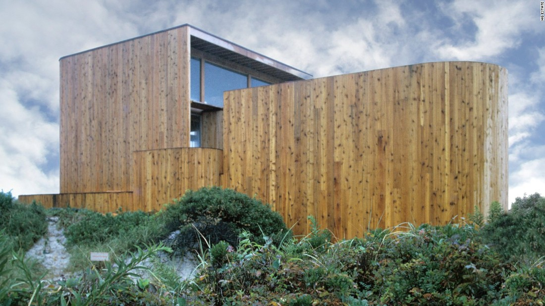 <strong>556 Ocean Walk -</strong> Architect: Horace Gifford (1969).