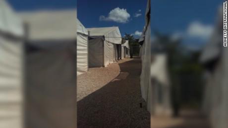 Nauru -- Amnesty International still images from: https://amnesty.app.box.com/s/93zlqjnjdfaidzw8p0i21lyteslu7b2s  Nauru Regional Processing Centre The Nauru Regional Processing Centre is an immigration detention and offshore asylum processing centre located on the South Pacific island nation of Nauru.