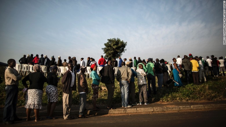 South Africa's ANC suffers election setback