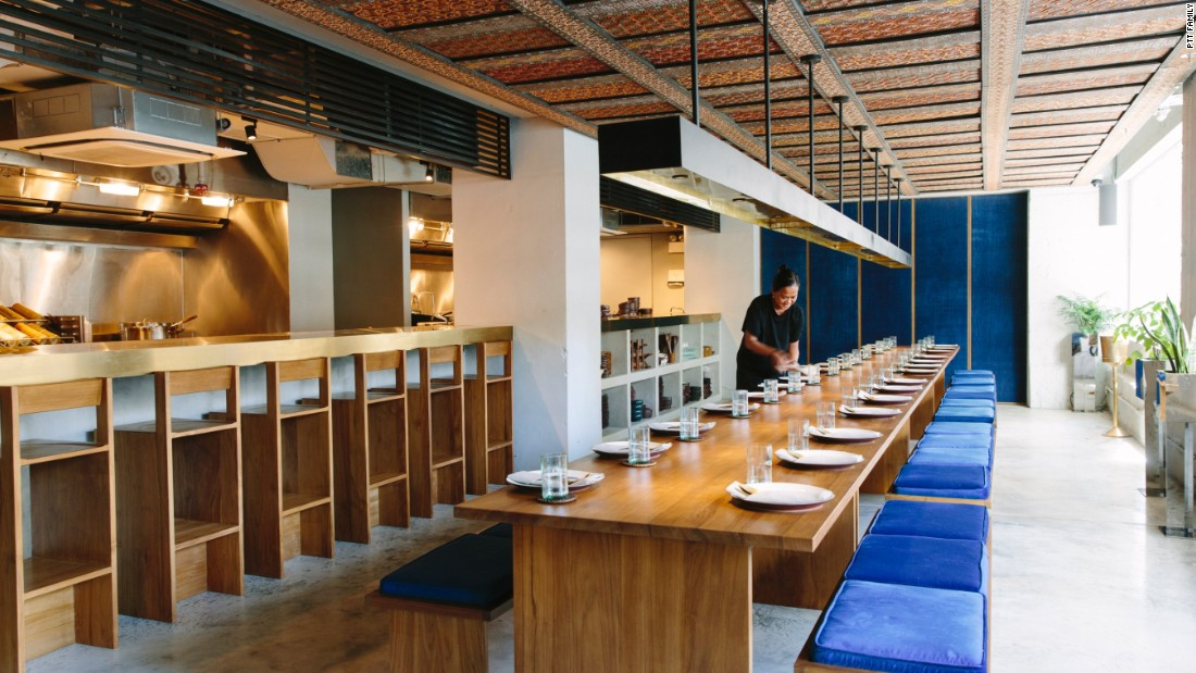 Hong Kong is the first international location to welcome Kaum restaurant. Promoting Indonesia's cuisine, the restaurant's menu traverses much of the archipelago, featuring oft-overlooked regional specialties and traditional cooking methods -- all presented in a modern package.