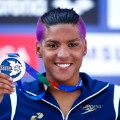 Brazil Olympic hopes Ana Marcela Cunha swimming open water rio 2016