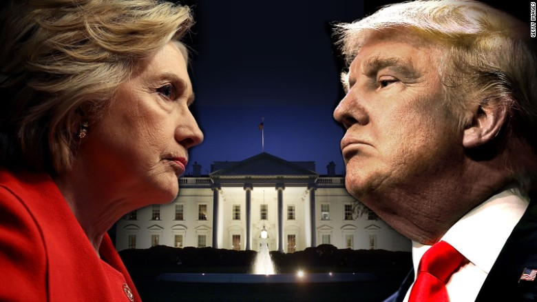 Election Day 2016: History arrives