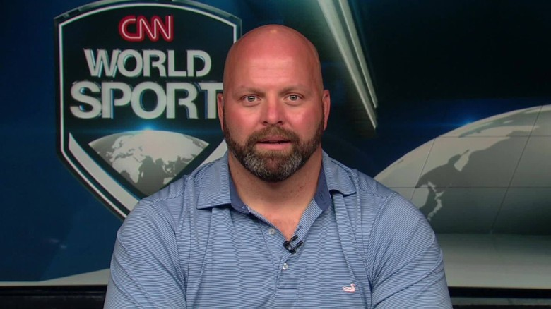 olympic shot putter gold metal doping nelson riddel intv_00000000