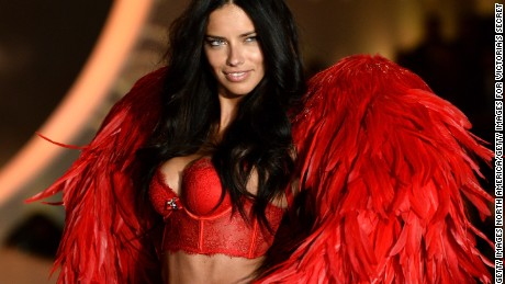 Why Victoria's Secret model Adriana Lima swapped her wings for the ring
