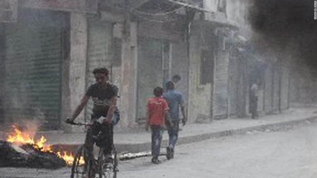 Shortages grow, bombing intensifies in Syria's rebel-held Aleppo, residents say