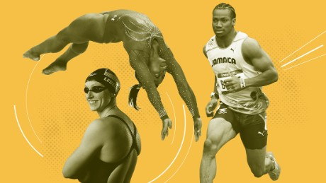 Who will be the future Olympic stars after Michael Phelps and Usain Bolt?