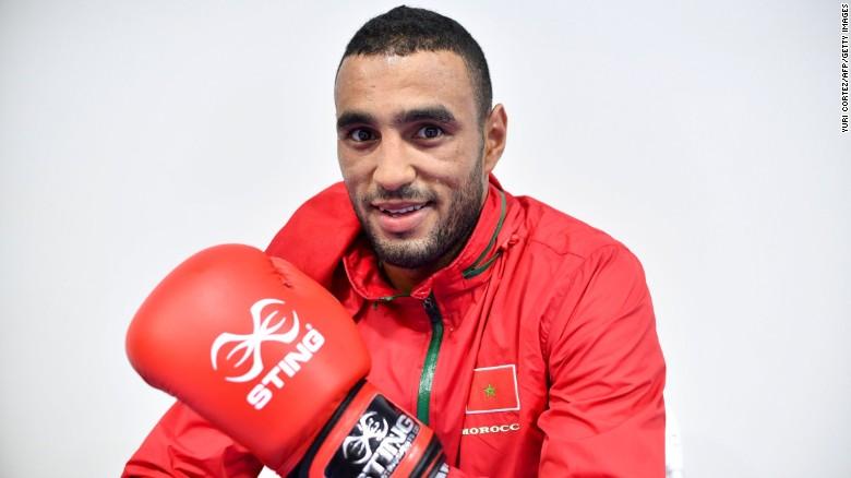Hassan Saada, a light heavyweight, had been set to fight Saturday against Turkey's Nadir Mehmet Unal.