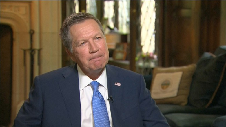 John Kasich sits down with Jake Tapper