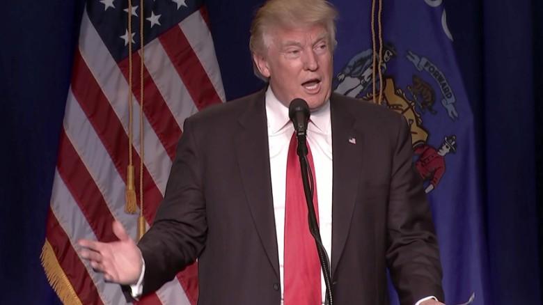 Trump endorses Paul Ryan, John McCain and Kelly Ayotte