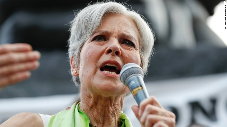 Jill Stein: It's time to bail out younger generation