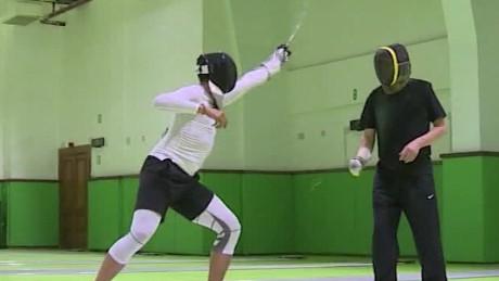 rio egypt olympic fencer lee pkg_00012515.jpg