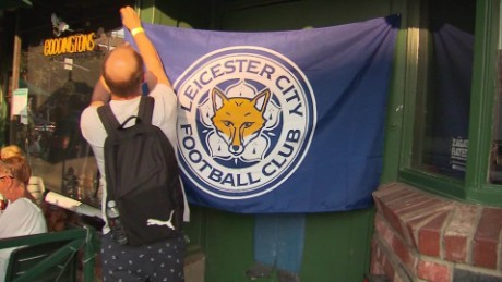 Leicester City's Hollywood ending