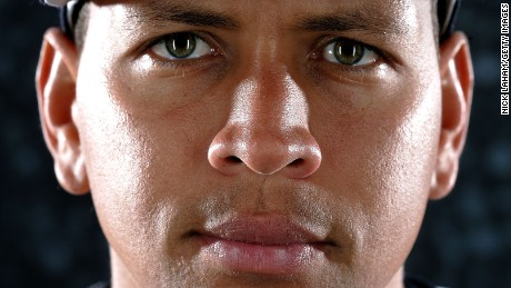 TAMPA, FL - FEBRUARY 24:  Alex Rodriguez of the Yankees poses for a portrait during the New York Yankees Photo Day at Legends Field on February 24, 2006 in Tampa, Florida.  (Photo by Nick Laham/Getty Images)