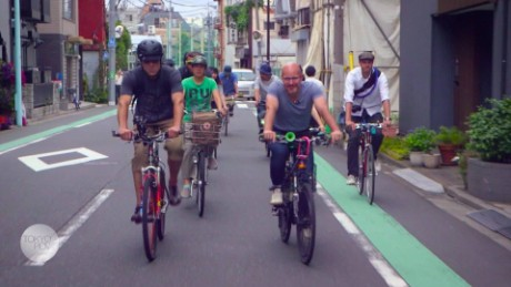 The cyclist's guide to Tokyo