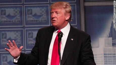 Trump agenda looks like more of the same