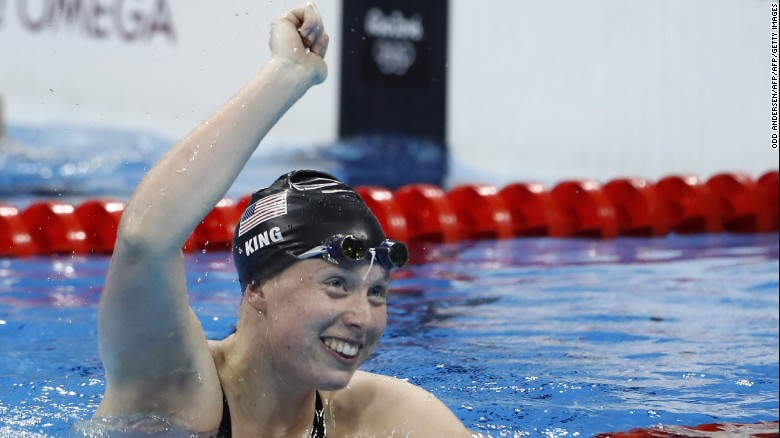 """Parents of Olympian Lilly King: """"It's a dream come true"""""""