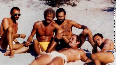 Men of the Pines, pictured 1977.