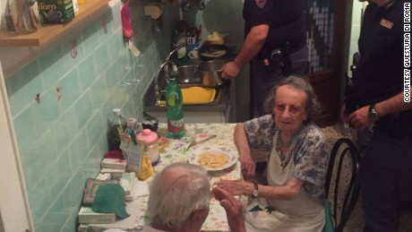 The couple told police about their distress over loneliness and tragic news events.