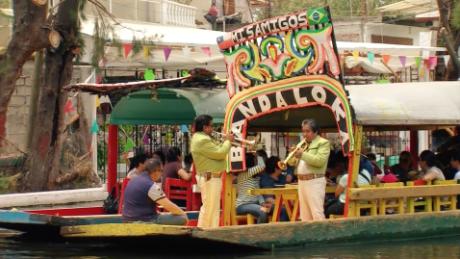 cnnee destinos mexico trajineras_00001215