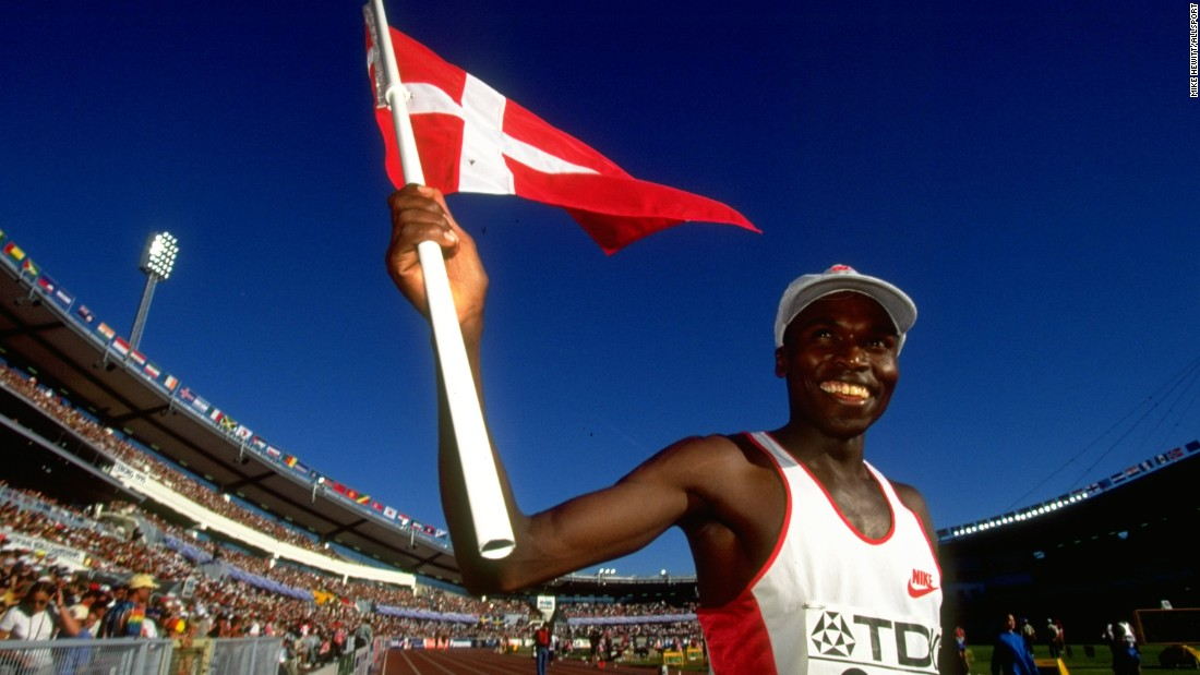 Another Kenyan athlete trained by Father O'Connell at Iten is Wilson Kipketer, who held the 800m world record for 12 years until Rudisha beat him in 2012. Representing his adopted Denmark, Kipketer won Olympic silver (2000) and bronze (2004).