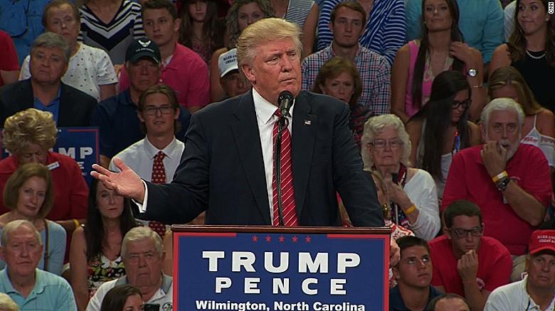 Trump: 'Second Amendment people' could thwart Clinton