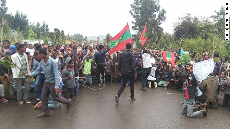 What's behind the Oromo protests?