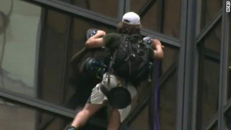 trump tower climber motive meet donald trump sot _00000625.jpg