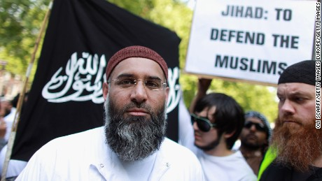 Radical cleric speaks about ISIS
