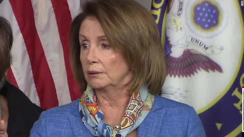 "Pelosi calls hack ""electronic Watergate,"" blames Russia"