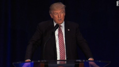 Trump pastors event