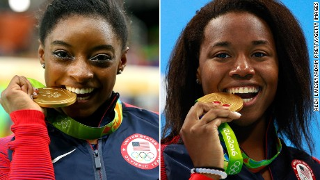 The face of the Olympics will never look the same