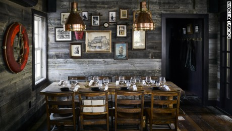 New Cape Cod tavern Strangers & Saints opened in May.