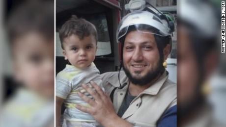 Syria aid worker killed Jones pkg_00015324