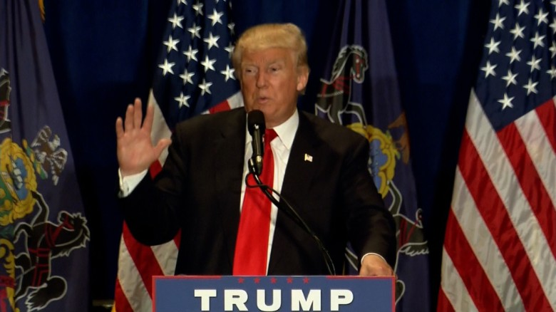 Trump: If Clinton wins Pennsylvania, she cheated