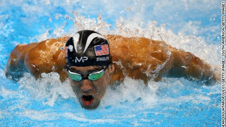 Michael Phelps: How swimming legend regained his 'immortality'