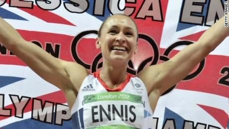 jessica ennis hill heptathlon success intv_00000704