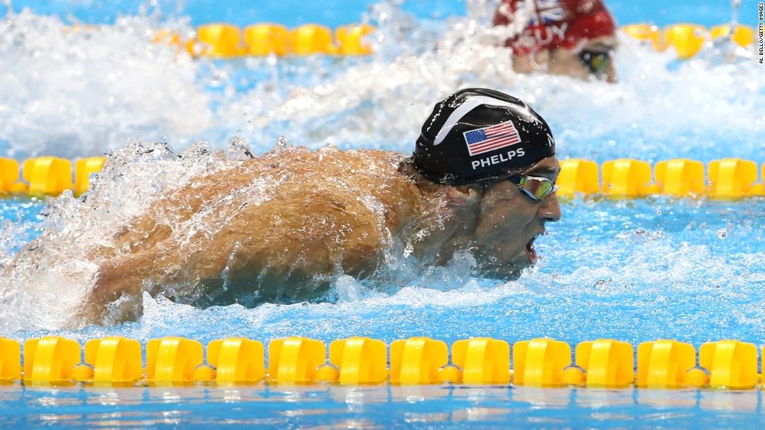 Phelps: 'I am extremely thankful that I did not take my life'