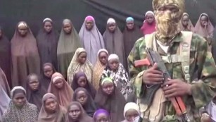 Families: Boko Haram video shows missing Chibok girls
