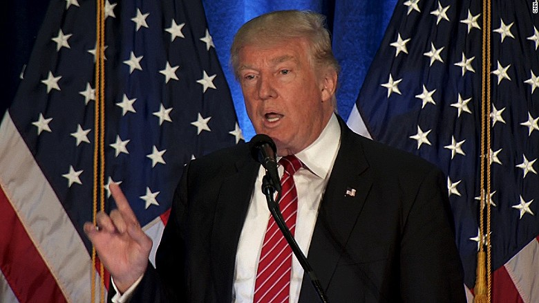 Trump spells out plan to crush ISIS