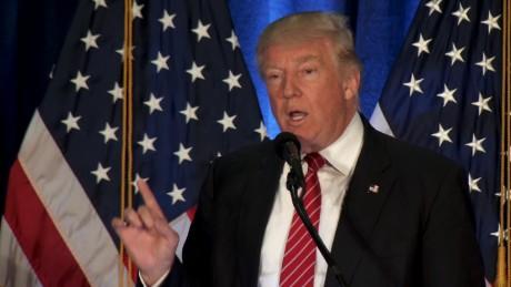 Donald Trump's full terrorism speech (Entire speech)