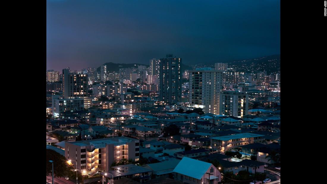 Honolulu, the state capital, is located on Oahu.