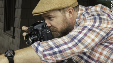 Photographer Phil Jung
