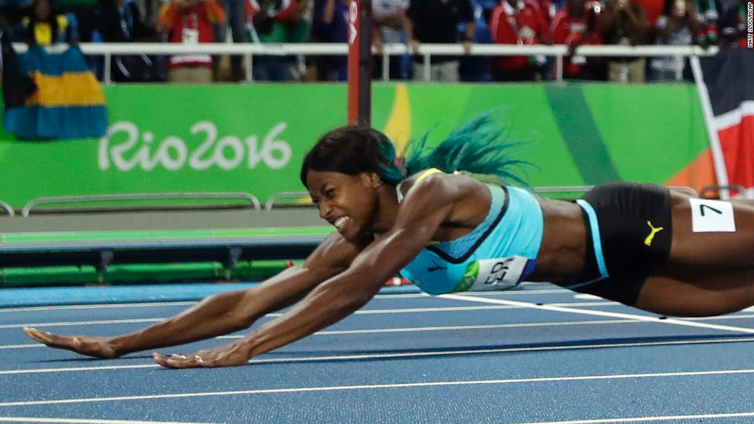 Rio Olympics 2016: Dramatic dive wins 400m final
