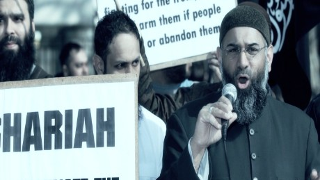 Extremist cleric  Anjem Choudary convicted