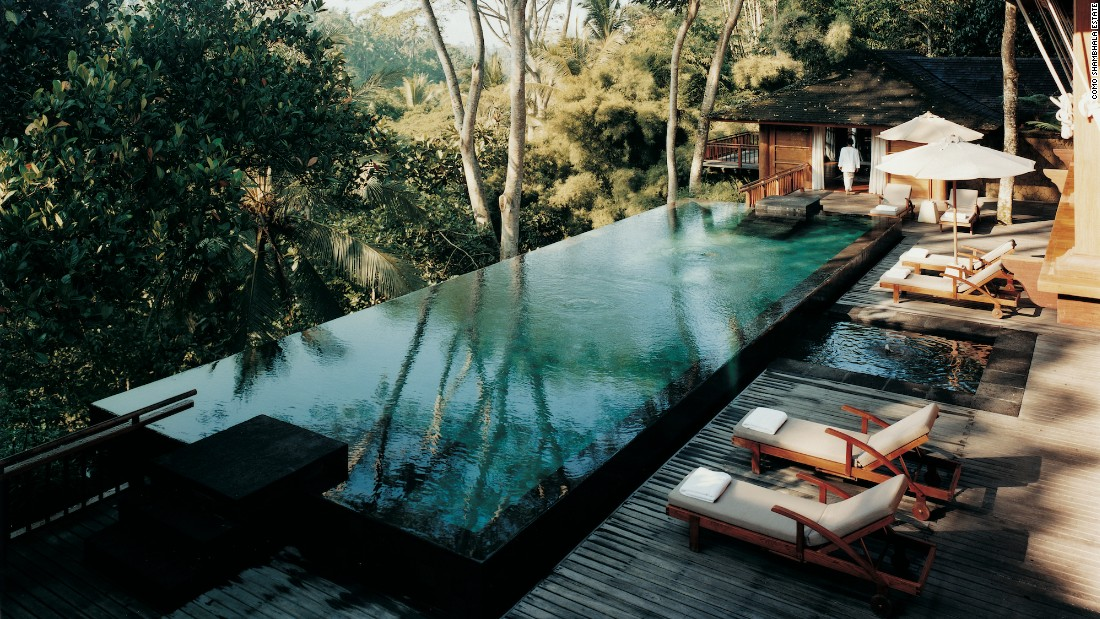 Speaking of luxury, Ubud's COMO Shambhala Estate is among the top places to base yourself in Bali's cultural capital.