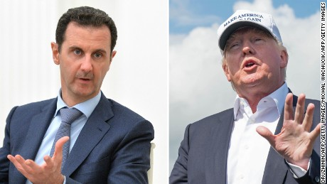 Opinion: Why many Syrians would support Donald Trump