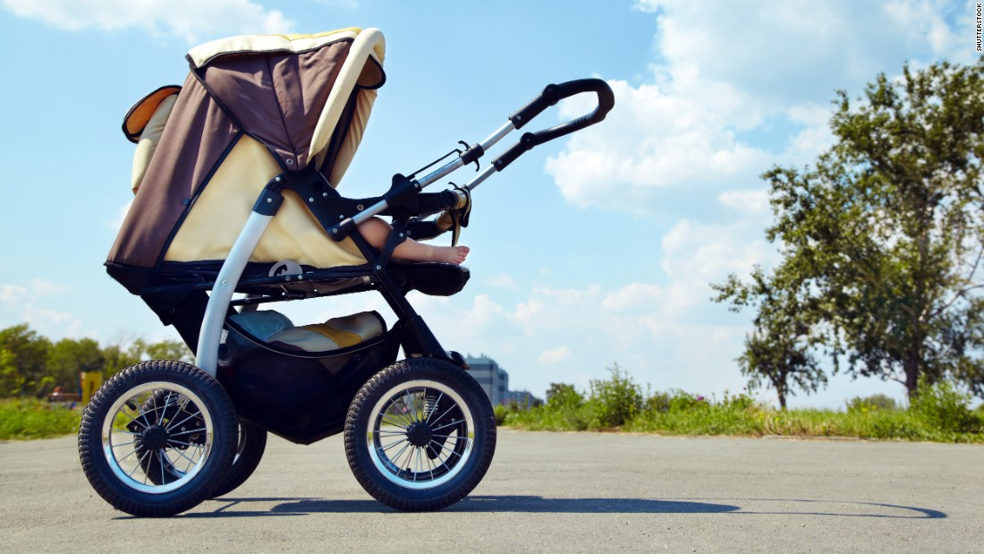 """Nearly 361,000 toddlers were treated in hospitals for injuries caused by falls or tip-overs from 1990 to 2010, according to a study in Academic Pediatrics.<br /><br />To help avoid injuries, parents should buckle their children into stollers and carriers and make sure they're seated, avoid hanging items from handles, make sure the stroller or carrier is appropriately sized, lock the stroller when parked and check <a href=""""http://www.recalls.gov/"""" target=""""_blank"""">Recalls.gov</a>."""